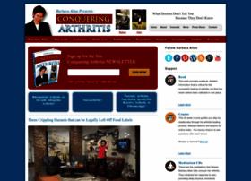 conqueringarthritis.com