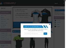 conquestcyclewear.com