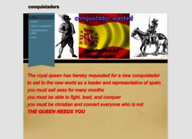 conquistadorswanted.weebly.com