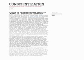 conscientization.com