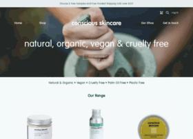 conscious-skincare.com