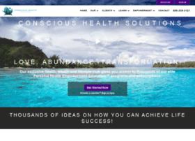 conscioushealthsolutions.com