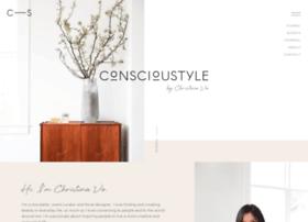 conscioustyle.com