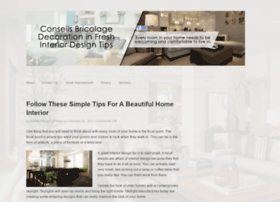 conseils-bricolage-decoration.com