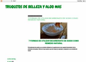 consejosyalgomasdebelleza.blogspot.com