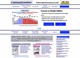 consensuseconomics.com