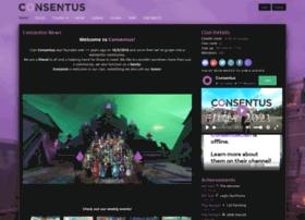 consentus.co.uk