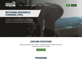 conservationcorps.org
