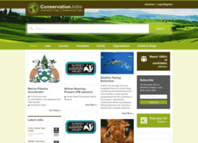 conservationjobs.co.uk