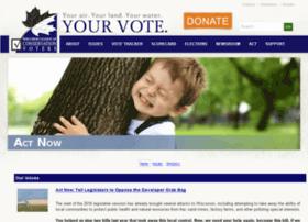 conservationvoters.e-actionmax.com