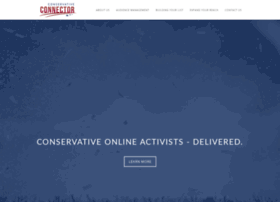 conservativeconnector.com