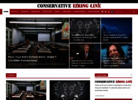 conservativefiringline.com