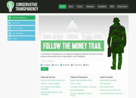conservativetransparency.org