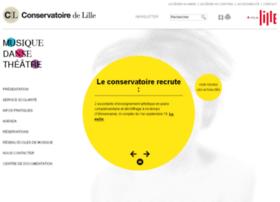 conservatoire.mairie-lille.fr