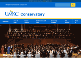 conservatory.umkc.edu