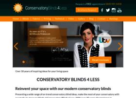 conservatoryblinds4less.co.uk
