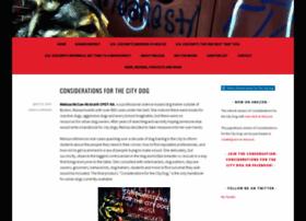 considerationsforthecitydog.com