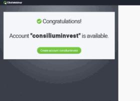 consiliuminvest.clickwebinar.com