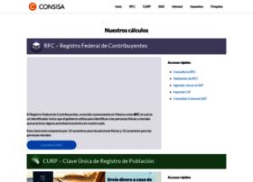 consisa.com.mx