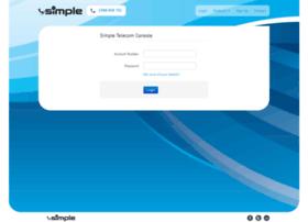 console.simpletelecom.com.au