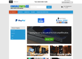 consoleparts4u.co.uk