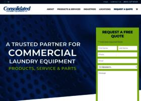 consolidatedlaundry.com