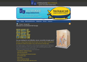 consolidatedselfstorage.co.uk