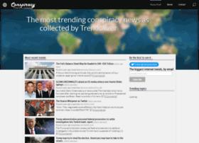 conspiracy.trendolizer.com