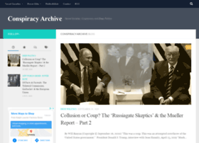 Conspiracyarchive.com