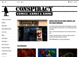 conspiracycomics.com