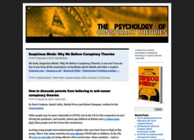 conspiracypsych.com