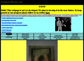 conspiracytheories.com