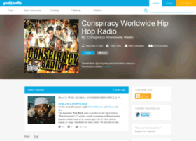 conspiracyworldwide.podomatic.com