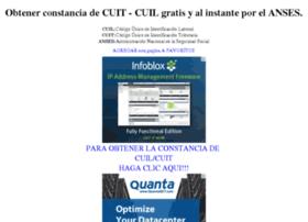 constanciacuitcuil.com.ar
