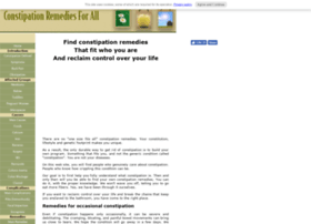 constipation-remedies-for-all.com