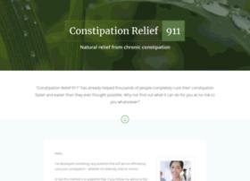 constipationrelief911.com