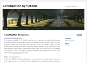 constipationsymptoms.org