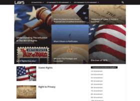 constitution.laws.com