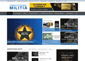 constitutionalmilitia.org