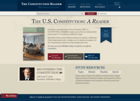 constitutionreader.com