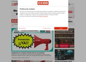 construccionyservicios.ccoo.es