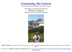 constructingtheuniverse.com