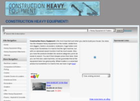 construction-heavyequipment.com