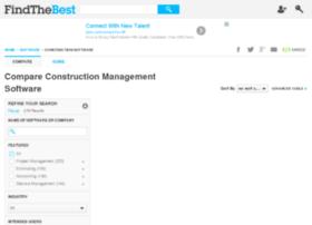 construction-project-management-software.findthebest.com