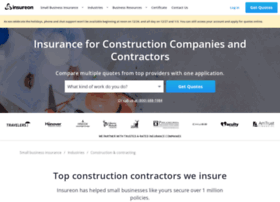 construction.insureon.com