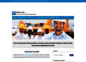 constructioncardmocktest.com