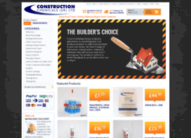 constructionchemicals.co.uk