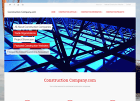 constructioncompany.com