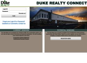 constructionconnect.dukerealty.com