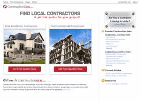 constructiondeal.com